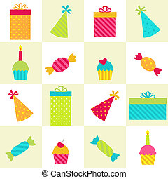 Birthday Party pattern