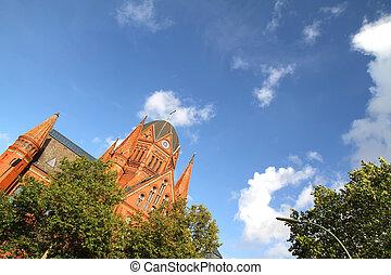 柏林, 教堂