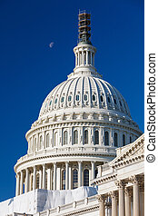Dome of the US Capitol