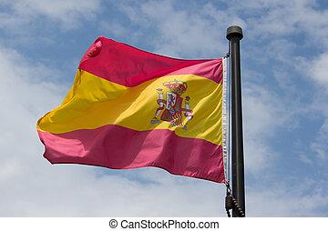 Spain Flag - The Flag of Spain.