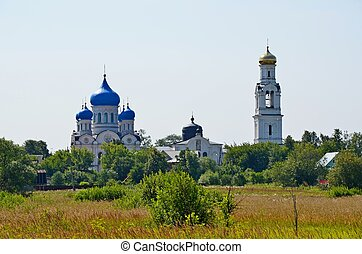 Orthodox temple - Kind on the Orthodox temple in Klinsky...