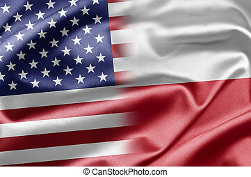 USA and Poland - US and the nations of the world. A series...