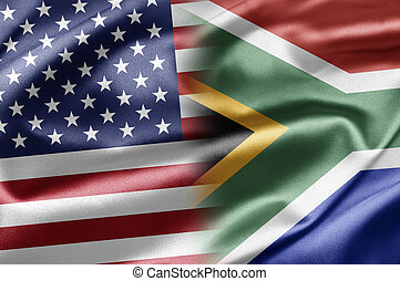 USA and South Africa - US and the nations of the world. A...