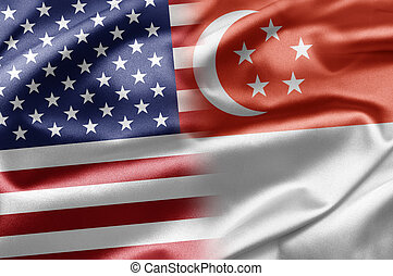 USA and Singapore - US and the nations of the world. A...