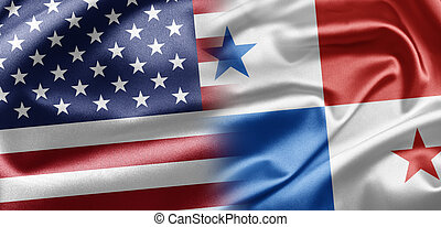 USA and Panama - US and the nations of the world. A series...