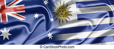 Australia and Uruguay - Australia and the nations of the...