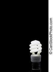 Compact Fluorescent bulb Vertical