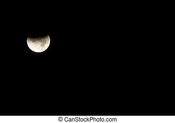 Lunar Eclipse - Lunar eclipse occurs when the Moon passes...