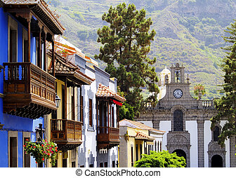Teror, Gran Canaria, Canary Islands, Spain - photo was taken...