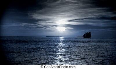 Moon Light Sail
