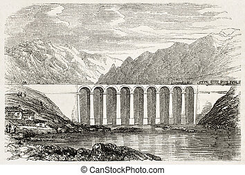 Theoule viaduct