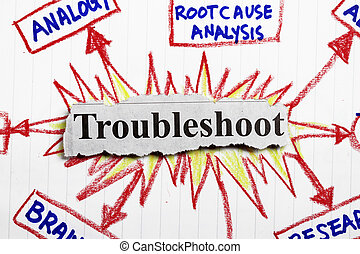 Troubleshoot cutout in a sketch for cause and effect...