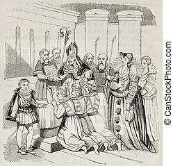 Christening Tupinambas