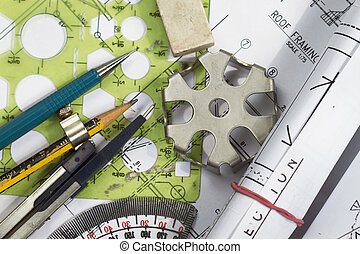 Engineering drawing details