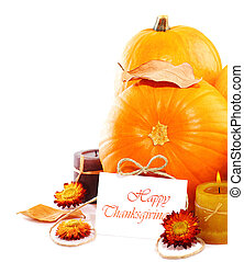 Thanksgiving holiday decoration border - Thanksgiving...