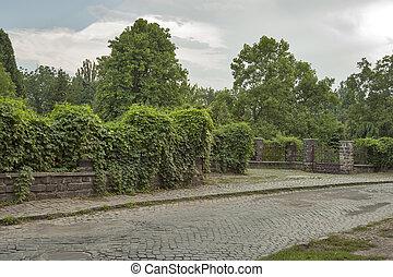 Uzhhorod City Botanical Garden