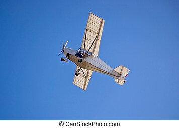An Ultralight Airplane
