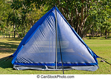 Outdoor tent for camping, for camping and educational...