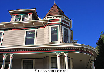 Victorian Home - A Victorian home in downtown Ventura,...