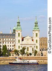 Inner City Parish Church in Budapest - 14th century Inner...