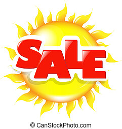 Sun Poster Sale