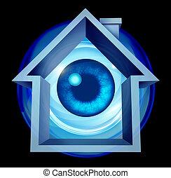 hogar, Seguridad