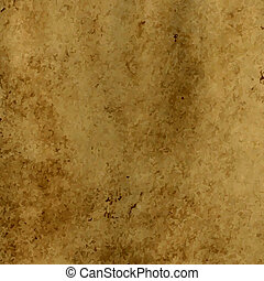 Grunge Textured Recycled Paper