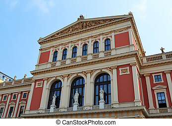 The Wiener Musikverein