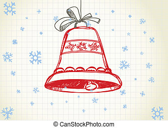Jingle Bells - Vector illustration