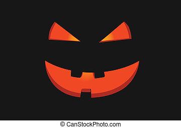 helloween face