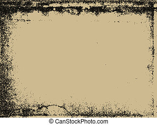 grunge background, vector illustration