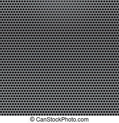 Speaker abstract background
