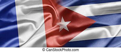 フランス, キューバ