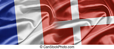 France and Denmark - France and the nations of the world. A...
