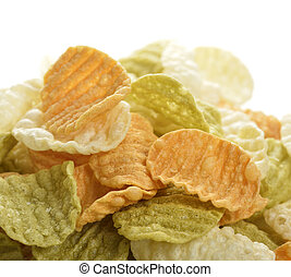 Vegetable Chips - Healthy Vegetable Chips ,Close Up