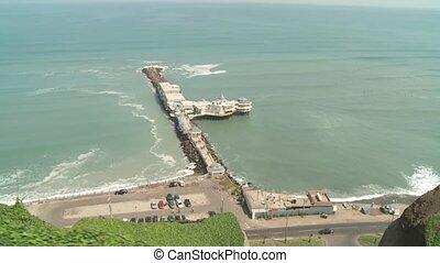 Lima Coastline, peru