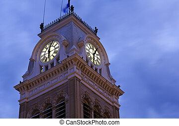 City Hall - Louisville