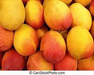 frais, mangue