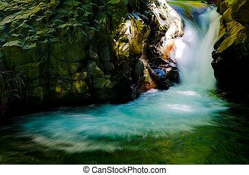 Namesawa, Vales, Fuji, Hakone, Izu, nacional, parque,...