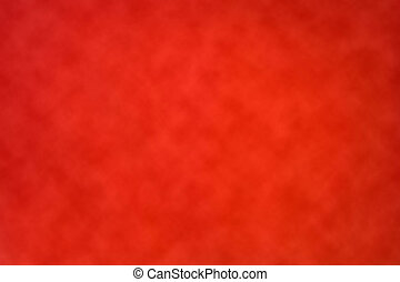 Red muslin backdrop - Bright red muslin backdrop painted...