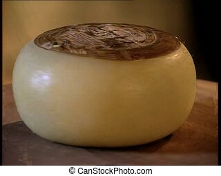 CHEESE spinning caciotta