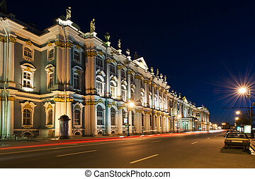 Monuments and architecture of the city st. Petersburg