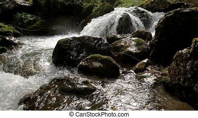 Watefall - Small waterfall