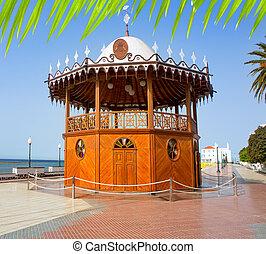 Arrecife Lanzarote Quiosco de la Musica circus - Arrecife...