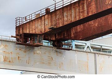Rusty transportation