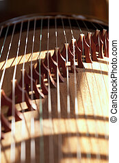 Guzheng or gu zheng, also simply called zheng is a Chinese...