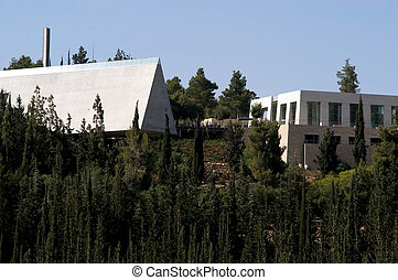 Israel Travel Photos - Jerusalem - Yad Vashem Mount Herzl in...