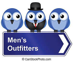 men outfitters