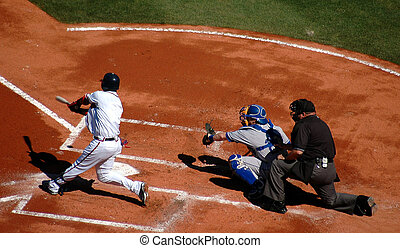 baseball - photographed major league baseball players at...