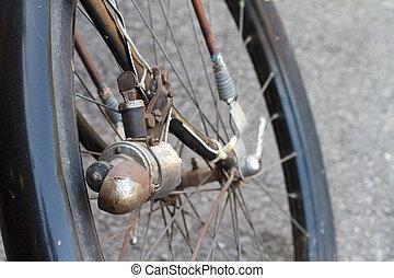 Antique Ladies Bike